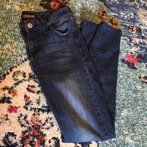 Juniors Crave Jeans